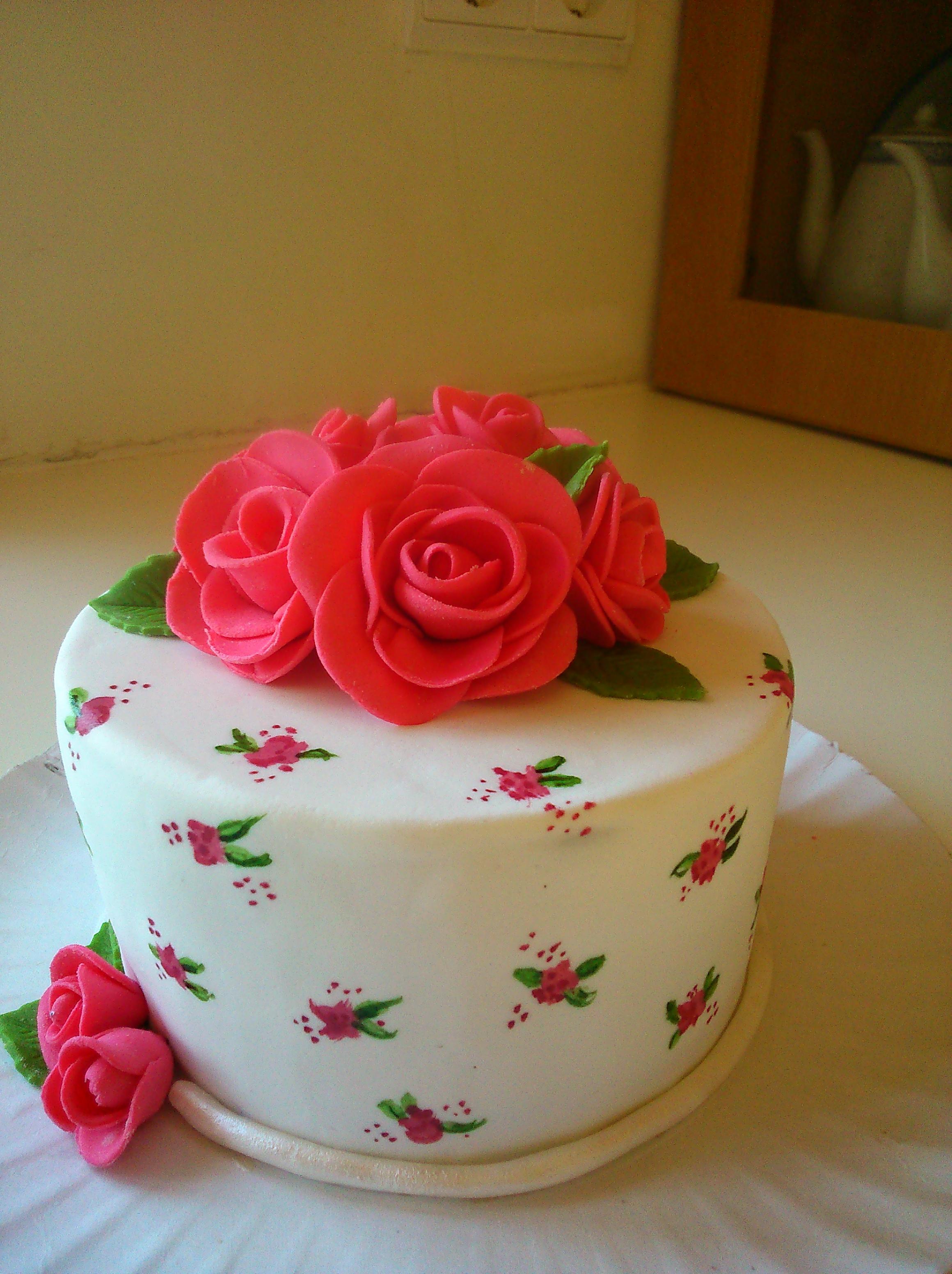 Dsc Mini Frosting Roses